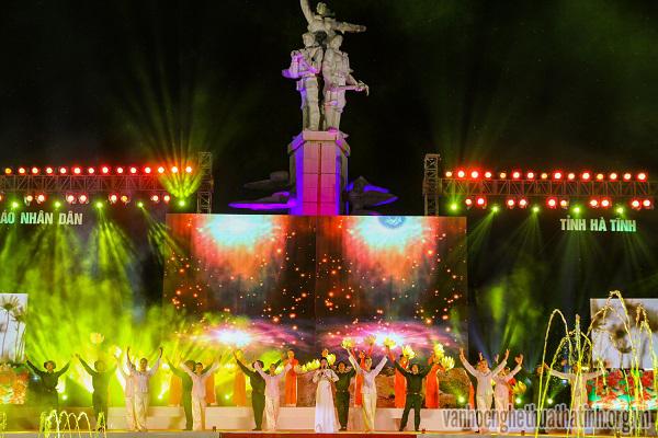 Chương trình nghệ thuật Cõi thiêng Đồng Lộc