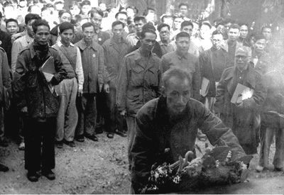 Chủ tịch Hồ Chí Minh với công tác thương binh - liệt sỹ
