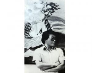 Chân dung họa sĩ Lê Huy Hòa