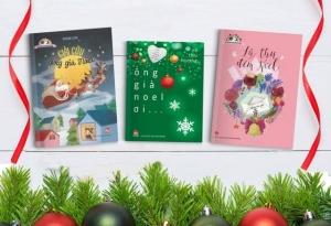 Những tác phẩm văn học thiếu nhi đặc sắc chào đón Giáng sinh