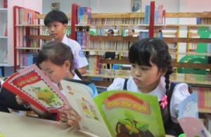 Văn hóa đọc và đọc sách trong nhà trường