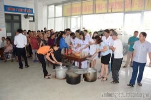 Câu lạc bộ xe đạp thể thao HTB Hà Tĩnh với nhiều hoạt động từ thiện chung tay cùng xã hội