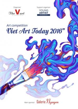 """Khởi động cuộc thi sáng tác mỹ thuật """"VIETART Today 2016"""""""