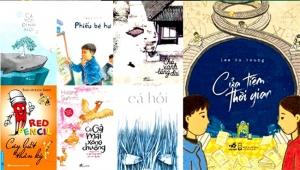 Sáng tác văn học cho thiếu nhi nhìn từ Hàn Quốc