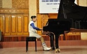 Cuộc thi tài năng trẻ âm nhạc toàn quốc - 2016
