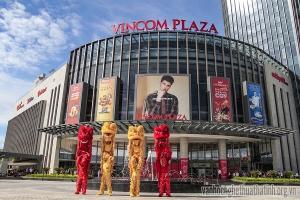 Lễ khai trương trung tâm thương mại Vincom Plaza Hà Tĩnh