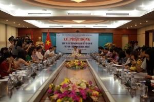 Phát động cuộc thi tác phẩm báo chí viết với chủ đề hội nhập quốc tế