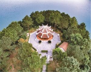 Ghi chép: Đền thiêng trên hồ Kẻ Gỗ