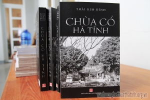 Tọa đàm, giới thiệu tập sách Chùa cổ Hà Tĩnh