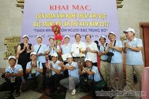 Hà Tĩnh giành giải Vàng tại Liên hoan ảnh nghệ thuật Khu vực Bắc Trung bộ lần thứ 24