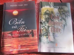 Nguyễn Ngọc Phú và cảm thức biển
