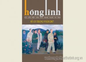 Tạp chí Hồng Lĩnh số 133