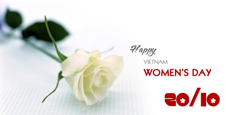 Trang thơ nữ nhân ngày phụ nữ Việt Nam 20/10