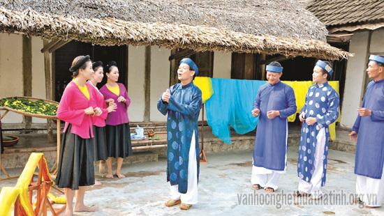 Người giữ hồn cho dân ca ví giặm - nghệ nhân Nguyễn Thanh Minh