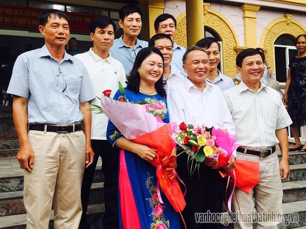 Thầy Lương Xuân Cung