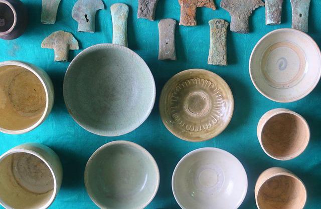 Phát lộ nhiều cổ vật giá trị tại Nghi Xuân, Lộc Hà