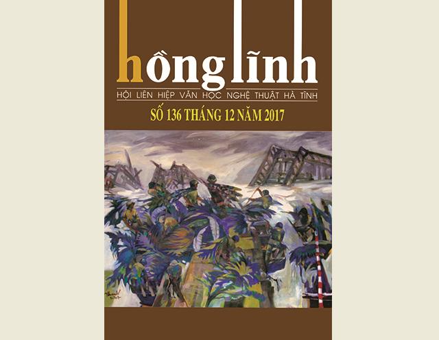 Tạp chí Hồng Lĩnh số 136