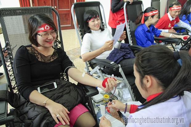 Hiến máu cứu người – Sinh mệnh bạn và tôi