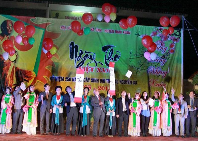 THÔNG BÁO Về việc tổ chức Ngày thơ Việt Nam lần thứ XVI tại Thị xã Kỳ Anh
