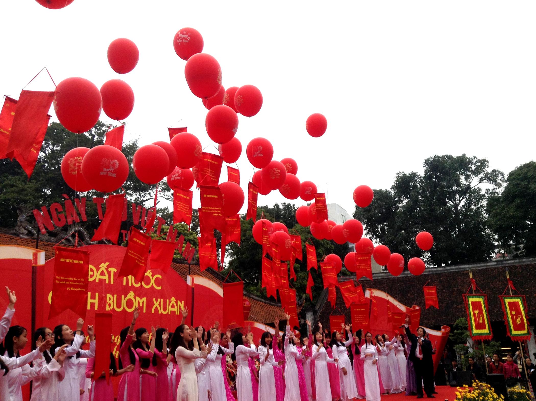 Nhiều điểm mới trong Ngày thơ Việt Nam lần thứ XVI năm 2018