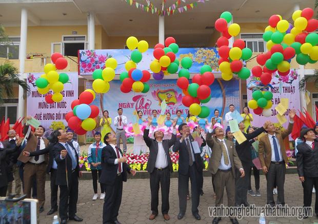 Ngày thơ Việt Nam lần thứ 16 tại thị xã Kỳ Anh
