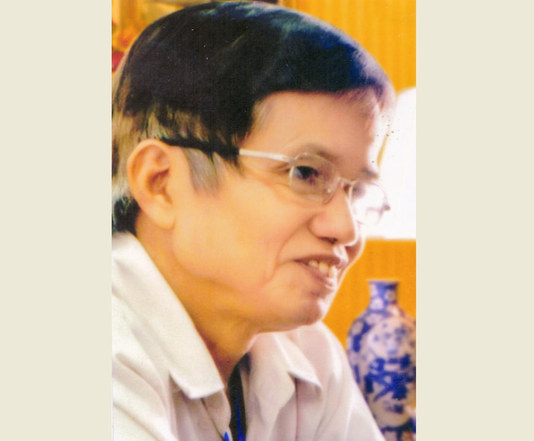 Họa sĩ Lê Khánh Thông
