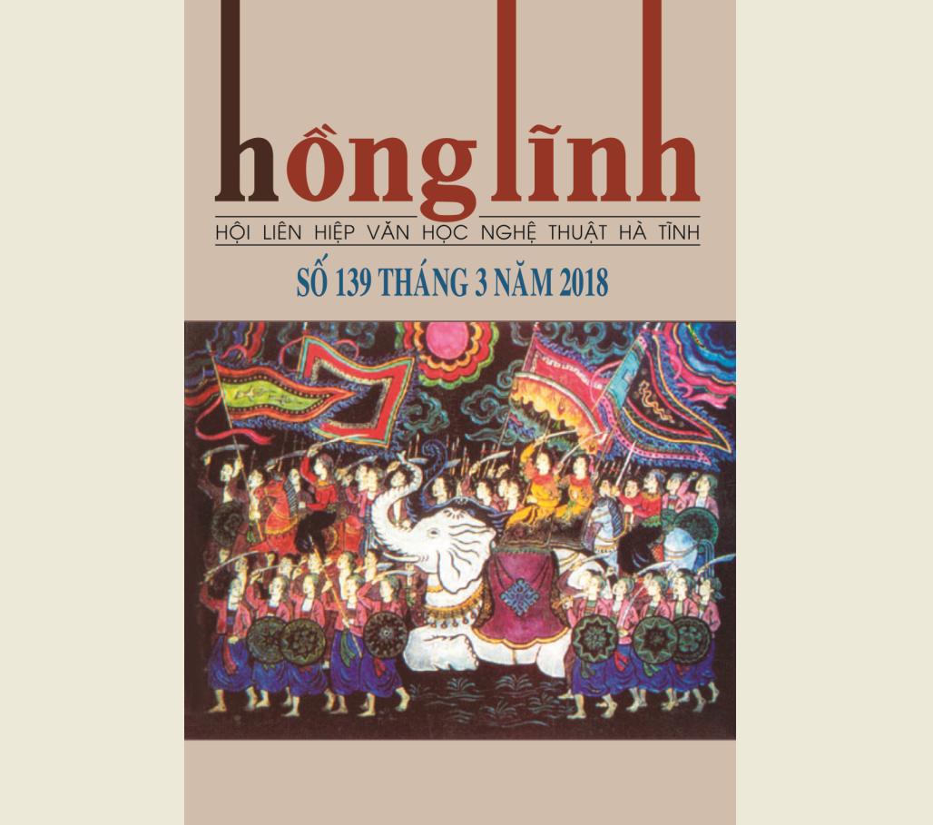 Tạp chí Hồng Lĩnh số 139