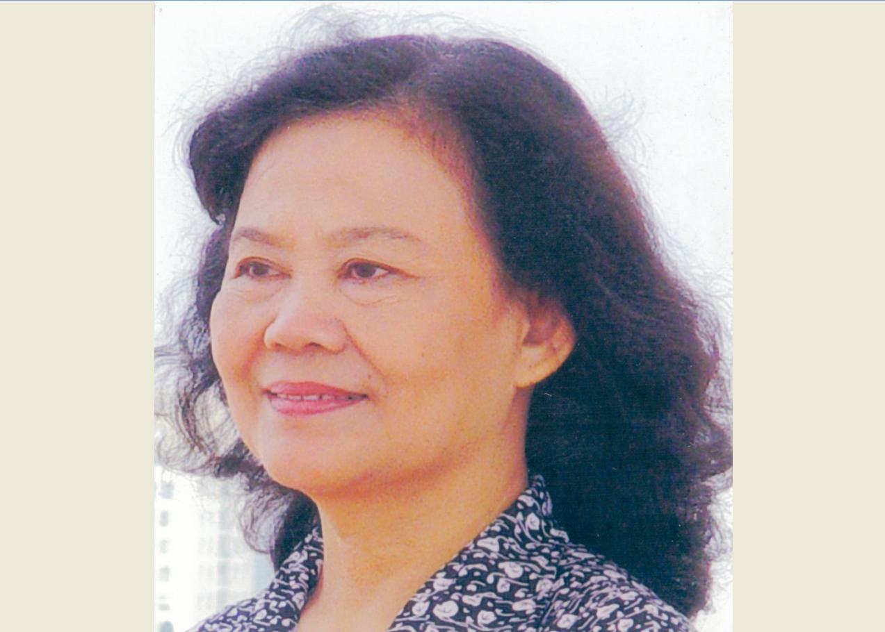 Họa sĩ Nguyễn Lệ Dung
