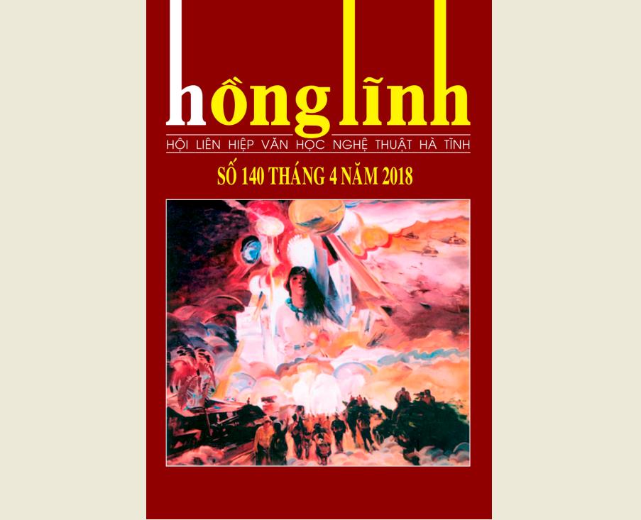 Tạp chí Hồng Lĩnh số 140