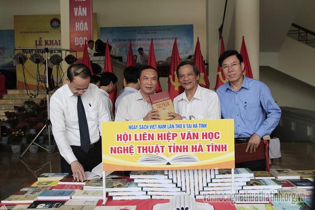 Ngày sách Việt Nam lần thứ V tại Hà Tĩnh