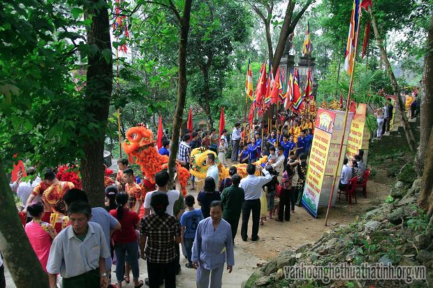 Long trọng đại lễ Giỗ Quốc tổ Hùng Vương