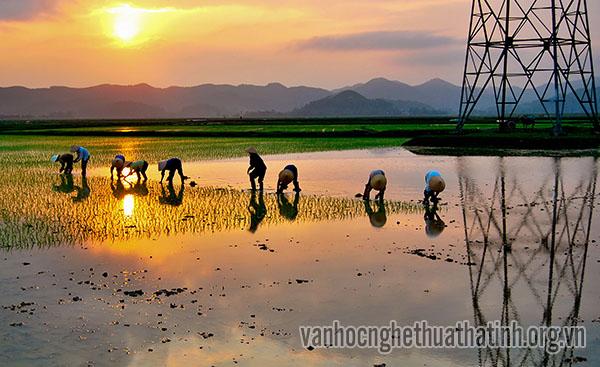 Chùm thơ của nhà thơ Trần Chấn Uy