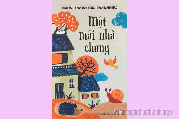 Chùm thơ thiếu nhi của các tác giả Định Hải, Phan Duy Đồng, Trần Mạnh Hảo