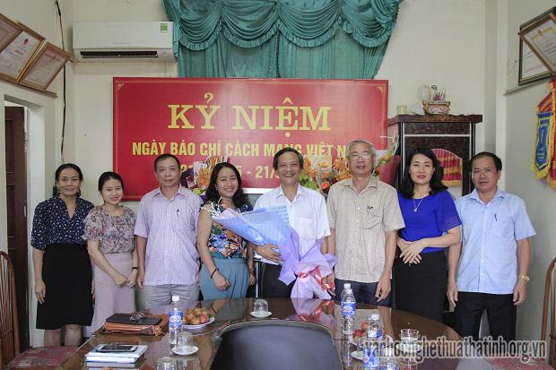 Kỷ niệm ngày Báo chí cách mạng Việt Nam