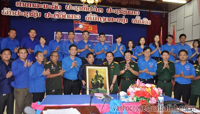 Vì sức khoẻ và cuộc sống của nhân dân các bộ tộc Lào