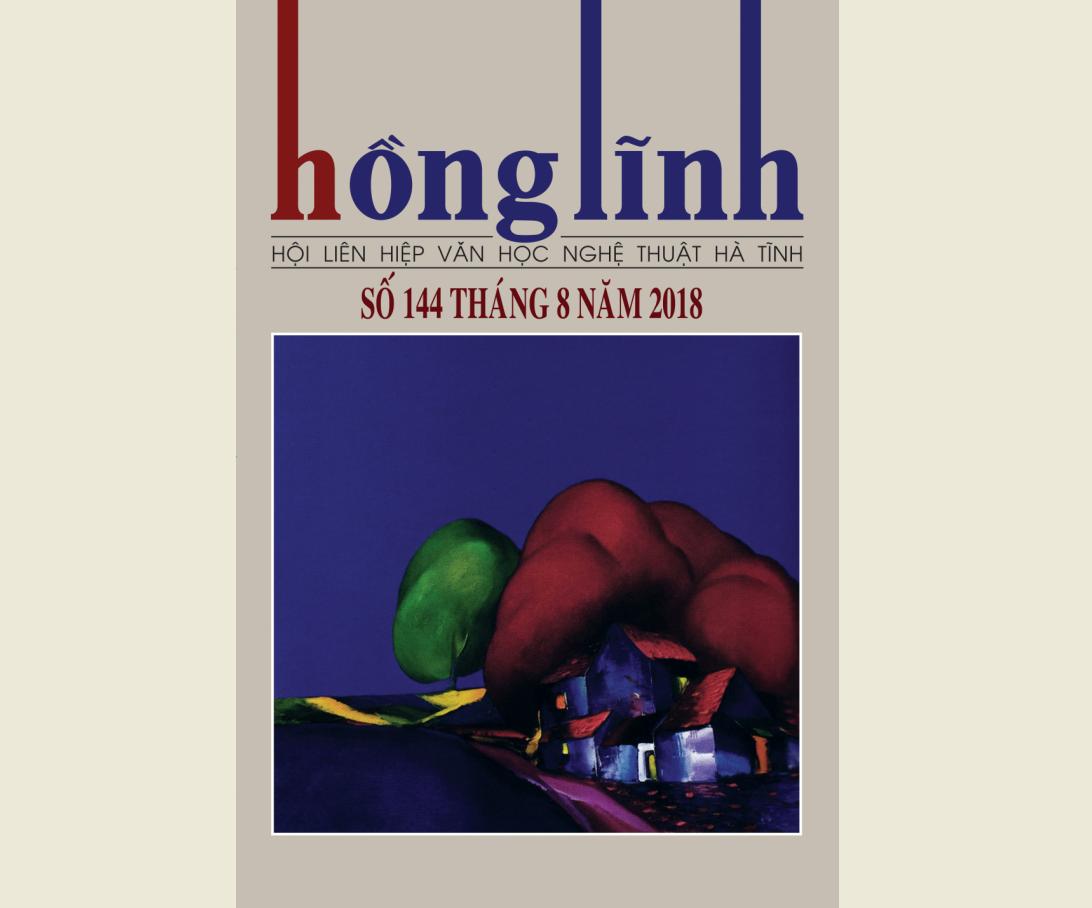 Tạp chí Hồng Lĩnh số 144