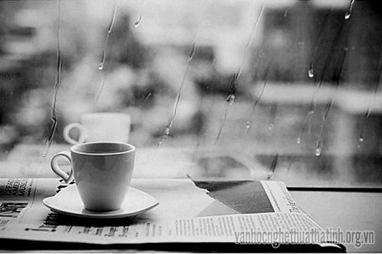 Góc nhỏ cà phê sáng