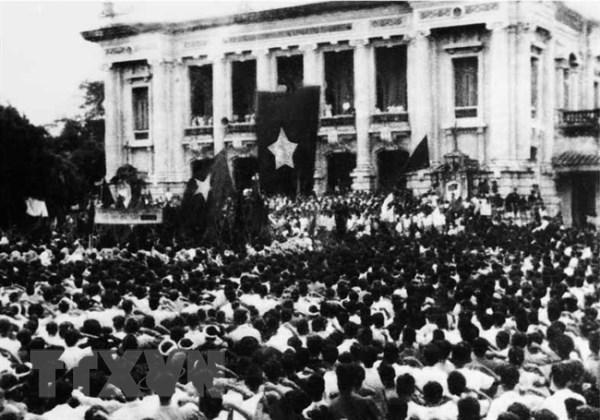 Âm vang những giai điệu tự hào về mùa Thu cách mạng 1945