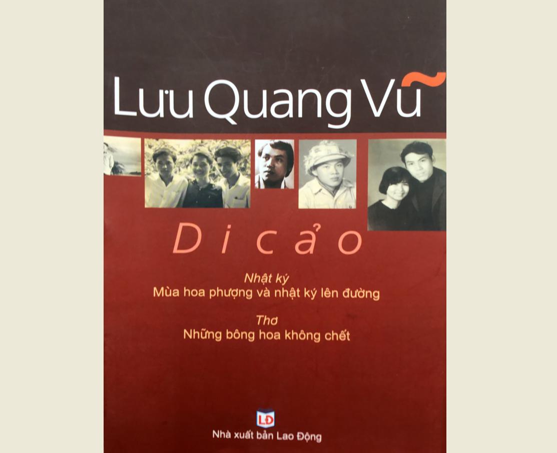 Nhật ký Lưu Quang Vũ một góc nhìn nghệ sỹ