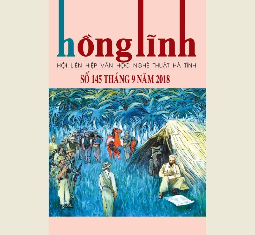 Tạp chí Hồng Lĩnh số 145