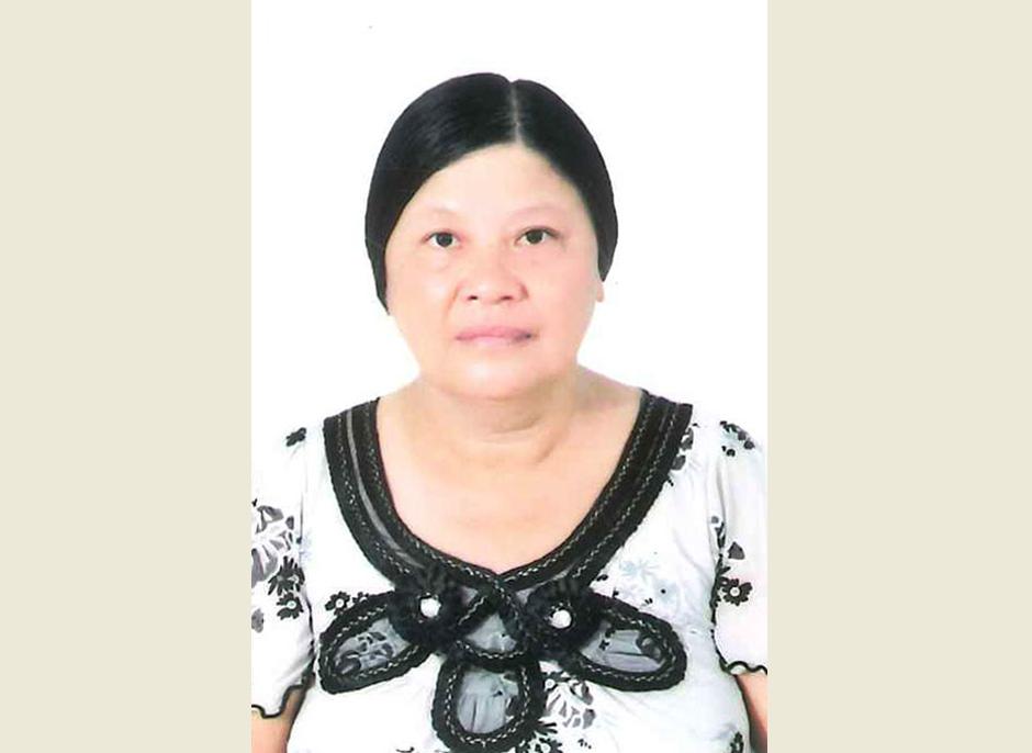 Họa sĩ Trần Tuyết Chinh