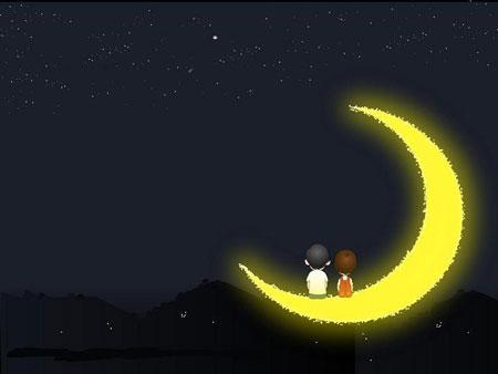 Vầng trăng trong tôi ( Tản văn của Nguyễn Thị Liên)