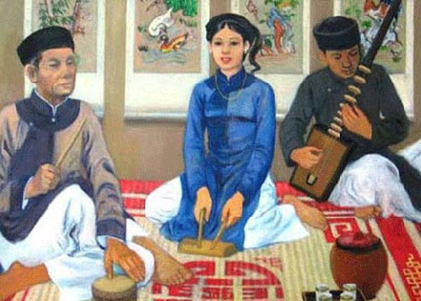 Nguyễn Công Trứ với thú hát ả đào