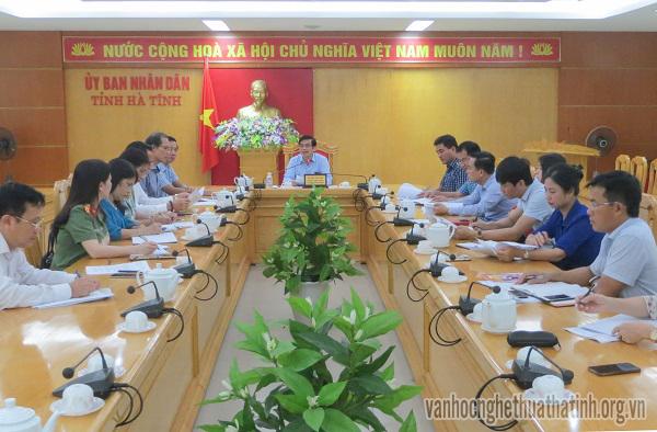 Hà Tĩnh chuẩn bị các hoạt động Kỷ niệm 240 năm Ngày sinh, tưởng niệm 160 Ngày mất Danh nhân Nguyễn Công Trứ
