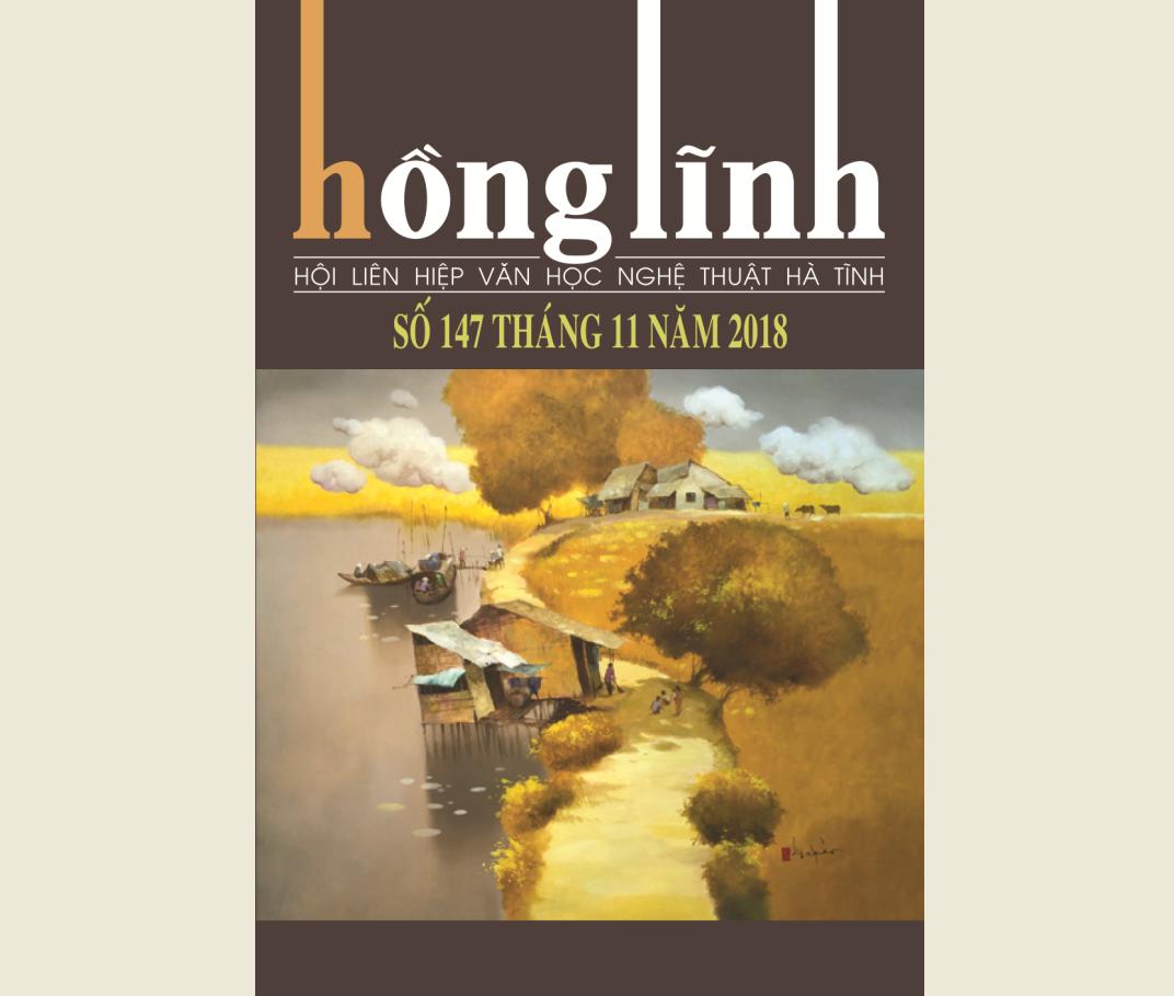 Tạp chí Hồng Lĩnh số 147