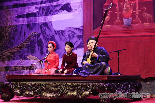 Hà Tĩnh khai mạc Liên hoan Ca trù toàn quốc 2018