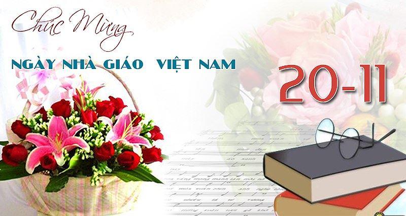 Trang thơ các nhà giáo nhân ngày Nhà giáo Việt Nam