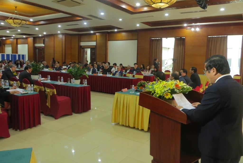 Hội thảo khoa học Nguyễn Công Trứ với lịch sử, văn hóa Việt Nam