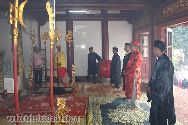 Lễ giỗ 553 năm Thái sư Cương quốc công Nguyễn Xí