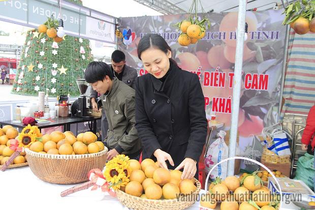Ấn tượng lễ hội Cam và các sản phẩm nông nghiệp Hà Tĩnh lần thứ 2